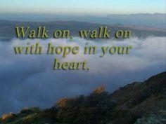 You 'll never walk alone lyrics
