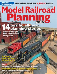 New model trains for the week of May 12, 2016 | ModelRailroader.com
