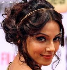 Image result for juda hairstyles with lehenga