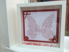 Red and Gold Butterfly only Mothers Day Special, Nail Technician, Friends Family, Butterfly, Frame, Red, Picture Frame, Frames, Butterflies