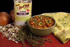 Game Day Chili & Confetti Cornbread | Bob's Red Mill