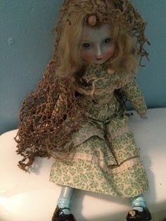 After The Shipwreck customized porcelain doll by AfterTheDisaster, $200.00