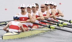 Canada's men's eight team of coxswain Brian Price, Kyle Hamilton, Adam Kreek, Dominic Seiterle, Malcolm Howard, Jake Wetzel, Andrew Byrnes, Ben Rutledge and Kevin Light is favoured to win gold in Sunday's final in Beijing.