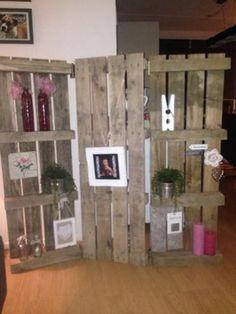 diy-anleitung: möbel aus paletten bauen via dawanda | selber, Wohnideen design
