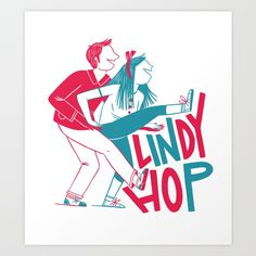 Lindy Hop - Tandem - $15