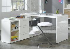 Písací stôl s regálom MODEL 6234