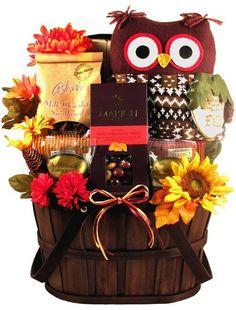 Owl Always Love You Gift Basket – Holt Bros. Mercantile