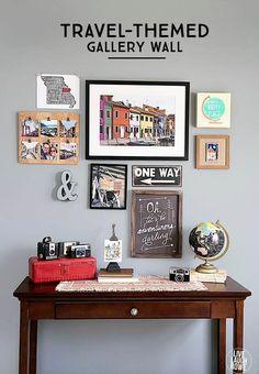Httpsipinimgcomxacaacabbcc - Best travel inspired home decor ideas