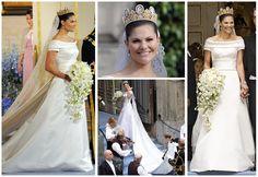 Kaunein kuninkaallinen morsian -äänestys: Kruununprinsessa Victoria - Crown Princess Victoria