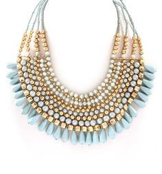 love this statement necklace!!!                                                                                                                                                                                 More