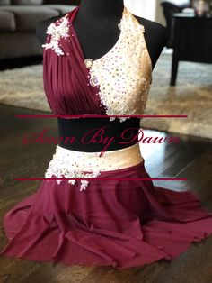 Custom Dance Costume