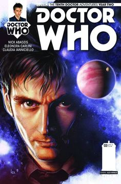 Doctor Who: The 10th Doctor Year Two (2015) Issue #2 $3.99