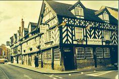 First home... Shropshire