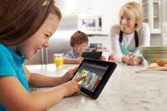 Las tabletas pueden ser un buen recurso para el aprendizaje de los niños