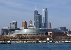 Soldier Field - Information on the Chicago Bears at Soldier Field ...