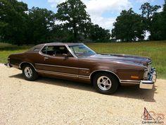 1975 Mercury | 1975 Mercury Cougar XR7 True one owner 29K mile all original survivor ...