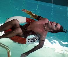 """Tim Curry in  """"Rocky Horror Picture Show"""" (1975), directed by Jim Sharman"""