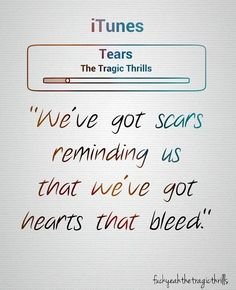 Tears - The Tragic Thrills