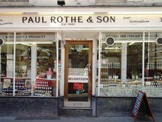 PAUL ROTHE & SON DELI - Marylebone