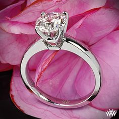 Broadway Solitaire Engagement Ring with a 1.228ct A CUT ABOVE