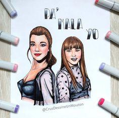 Aitana-pa'mala yo Ana-pa'mala yo    AITANA WAR Fangirl, Sisters, War, Lettering, My Favorite Things, Drawings, Instagram, Wallpapers, Girls