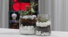 Dica de curso online de artesanato usando materiais reciclados.