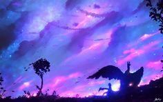 Listen to every Rammstein track @ Iomoio Fantasy Dragon, Fantasy Art, Festivals, Galaxy Pictures, Galaxy Pics, Fantasy Background, Dragon Artwork, Sky Art, Anime Angel