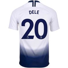 8a07af42b Buy the 2018/19 Nike Dele Alli Tottenham Home Jersey from SoccerPro Dele  Alli,