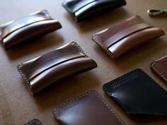 Handmade Leather goods by Makr