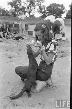 Tomboy Style: SCENE | Fairfield County, Connecticut, 1949.