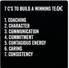 Great advice for building your team