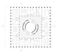 Grundriss OG1 | pool Architekten Zürich