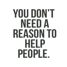 Yes. I love volunteering and helping those in need whether I know them or not. always have..been volunteering since middle school.