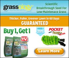 Grassology the Miracle Grass Seed As Seen On TV