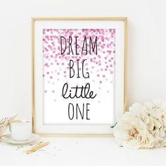 Dream big little one | Pick the color you want