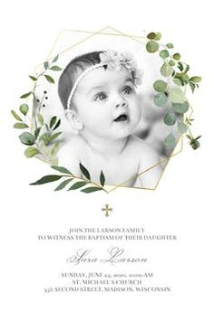 Customize, add text and photos. Print for free! Baptism Invitation For Boys, Christening Invitations Girl, Baby Boy Christening, Baby Girl Christening, Printable Invitations, Invitation Cards, Invitation Templates, Baptism Party, Baptism Reception