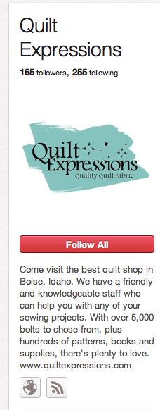 Quilt Expressions...my favorite quilt store!!!!