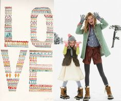 Brands and retailers creating such amazing holiday campaign this year!