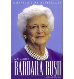 Introducing Barbara Bush. Buy Your Books Here and follow us for more updates!