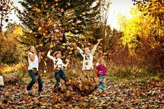 10 Fall Pictures to Take of Your Kids