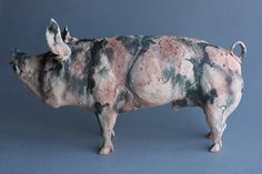 Ostinelli and Priest - Portfolio/Gallery - Ceramic Animal Sculptures