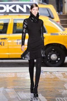 DKNY at New York Fashion Week Fall 2012