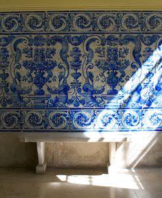 Azulejos Sec. XVIII