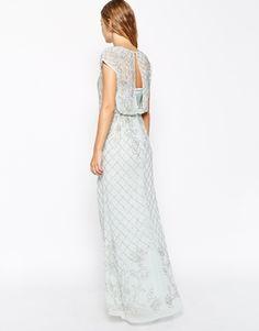 Enlarge Needle & Thread Embellished Aura Maxi Dress