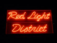 red light district window - Google Search