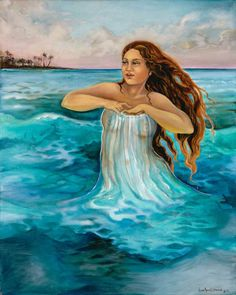 Namakaokaha'i by Linda Rowell Stevens The beginning of Pele's journey to our Big Island began with her older sister. Namakaokaha'i - Goddess of the Sea.