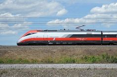 Trenitalia, the Italian national railway, announced ridership is up on high-speed trains in Italy.