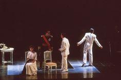 """""""El Sueño de una noche de verano"""", de Shakespeare. Teatro Español. 1987."""