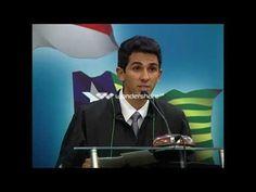Discurso de Posse - Juiz Federal - TRF 1a Região - YouTube