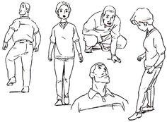 Film: Spirited Away (千と千尋の神隠し) ===== Character Design - Model Sheets: Mr. & Mrs. Ogino ===== Hayao Miyazaki